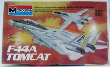 Model Kit F-14A TOMCAT Monogram 1981 NIB 5803 1/48