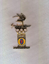 #P69.  SMALL FOSTERS BEER  SYDNEY 2000 OLYMPIC PIN