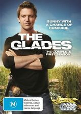The Glades : Season 1 (DVD, 2012, 4-Disc Set)
