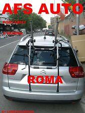 PORTABICI POSTERIORE AFS AUTO PER 3 BICI X CITROEN C5 SW STATION WAGON ANNO 2008