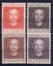 NEDERLAND # 534-537 # MINIMALE PLAKKER MH * CV 1300,00 EU 104