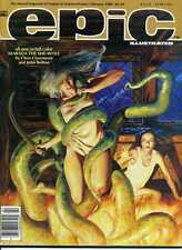 EPIC N° 22. 1984          MARVEL MAGAZINE OF FANTASY & SCIENCE-FICTION