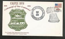 calpex 1976 centennial unseres centennial märz 7,1976