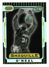 Shaquille O'Neal  1997  Bowmans Best Retro  Refractor   #TB8-R