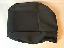 VW Polo 2005 Cloth Anthracite Seat Backrest Cover Armrest 6Q0 885 805 DQ TZP New