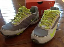 Nike Air Team Destroyer 3 Women's Lacrosse or Softball Cleats - sz 7 (Us)