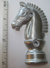 Paladin have gun will travel right hand horse head chess piece for holster