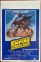 Plakat L'em Schlimmer Gegenangriff Empire Strikes Back Star Wars Harrison Ford