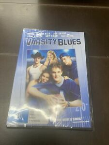 VARSITY BLUES -James Van Der Beek, Jon Voight, Paul Walker - DVD New