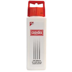 250ML Copydex Glue Adhesive WaterBased Bottle Natural Rubber Latex CraftGlue🇬🇧