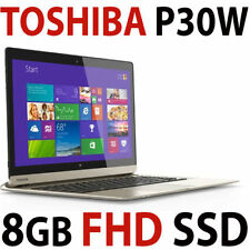 Toshiba Windows 10 Intel Core i7 4th Gen. PC Laptops & Notebooks