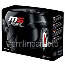 Intercom Single Nolan N-Com M5 Bluetooth Fm Radio Universal For All Helmets