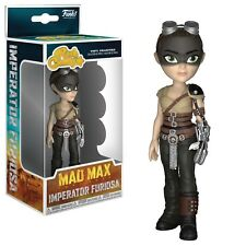 Funko Rock Candy Mad Max:Road Fury - Imperator FURIOSA Vinyl Figure 13cm OVP