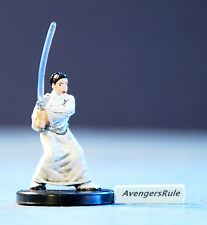 Star Wars Legacy of the Force 35/60 Leia Organa Jedi Knight Solo Very Rare