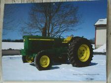 2020 Wall Calendar Of John Deere 2020 Farm Tractors-Produced by a U.S.Farmer!