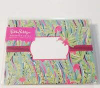 Lilly Pulitzer Nice To See You Note Card Set & Envelopes 10 Count New in Package