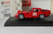 Alfa Romeo TZ1 Monza 1965 Pianta Sala 1/43 Best Lorenzi Mint & Box LO0222