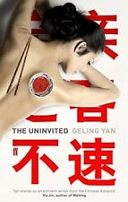 New, The Uninvited, Yan, Geling, Book