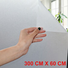 PVC Sichtschutzfolie Folie Fensterfolie selbstklebend Dekofolie 3 Meter NEU