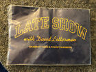 Late Show With David Letterman - Hand Warmer
