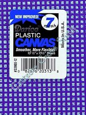 Darice Plastic Canvas 7 Count 12 --> Dark Blue <--