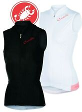 Castelli Bellissima Women's Sleeveless Cycling Jersey : TWO Colors