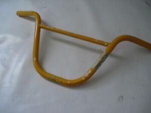 old school Kuwahara Scamp bmx freestyle bike handle bars