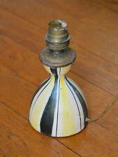 Pied de lampe du XXe siècle en céramique   eBay