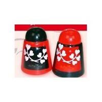 Betty Boop Black & Red Ceramic Salt & Pepper Set