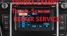 06-18 TOYOTA RADIO TOUCHSCREEN Digitizer REPLACMENT REPAIR SERVICE MOST CARS FIX