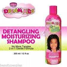 african pride kids detangling shampoo 355 ml