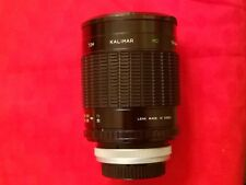 Kalimar MC 500mm Mirror f 1:8.0 lens w/ Case