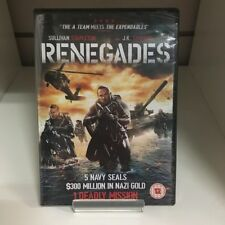 Renegades DVD - New and Sealed Fast and Free Delivery