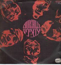 churchills -  same ( Israel hed-arzi label, 1973)+ 4 bonus tracks- CD