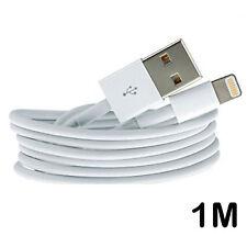 Câble USB chargeur recharge sync Compatible iPhone 5S,C,6,6Plus,SE,Ipod Touch 1M