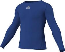 adidas Techfit C&S Longsleeve royal blau (P92265) CLIMALITE® Material XS-XXXL