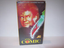 The Comic - Ultra Rare vhs -Horror --SEALED! 1985 ABC Films.
