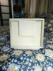 Mid-Century Modern Tuf-File by STACO Stackable File Cabinet Beige Color