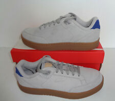 Nike New Mens Grandstand 2 Atmosphere New Grey Suede Retro Trainers Shoes Size 8