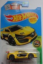 2016 Hot Wheels HW EXOTICS 9/10 Renault Sport R.S. 01 79/250 (Yellow Version)