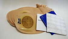 """Coloplast Sensura Ostomy Pouches 17 Piece Lot Cut to Fit 3/8"""" to 3"""" 15521"""