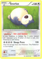 Pokemon Card - Generations 58/83 - SNORLAX (rare) - NM/Mint