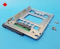 """2.5"""" to 3.5"""" SSD SATA SAS Hard Drive HDD Caddy Tray Adapter HP Dell IBM Mac"""