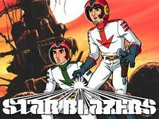 Star Blazers Tv Complete Series Collection + Bonus Disc