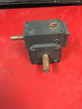 HUB CITY 0220-60903-211 MODEL 211 15/1 RATIO SPEED REDUCER GEARBOX
