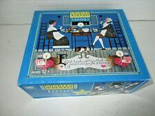 Americana Charles Wysocki 1000 Piece Puzzle Dining Sweethearts