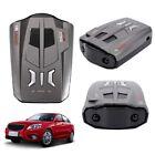 V9 USB 2.0 Radar Car Detector LED Warning Alert Voice With Speed Safty Degrees b