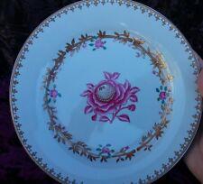 "Vintage 1985 Avon Abigail Adams 9"" Porcelian Plate Peabody Museum"