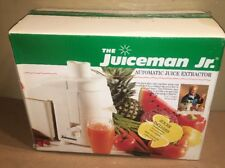 "New!! Vintage ""JUICEMAN JR."" AUTOMATIC Juice Extractor JUICER"