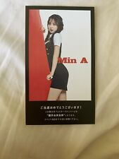AOA Mina photocard from Ace of Angels